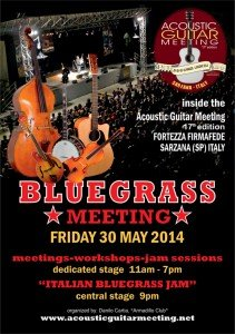 Bluegrass flyer_inglese