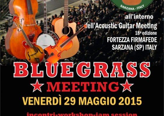 3rd Italian Bluegrass Meeting during the AGM18!