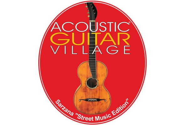 "Sabato 11 marzo è partito l'ACOUSTIC GUITAR VILLAGE ""Street Music Edition"" Sarzana 2017!"